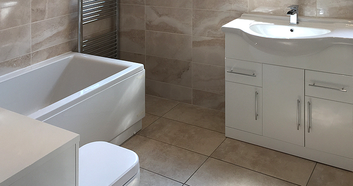 Bathroom Fitters Coventry | CW Building and Landscapes ...